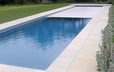SWIMROLL AUTOMATIC SLATTED POOL COVER