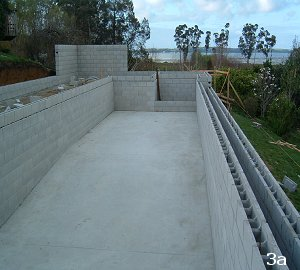 Technical information pleasure pools - Cinder block swimming pool construction ...